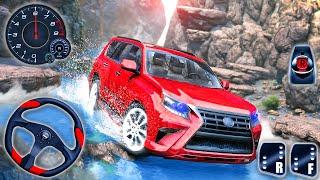 4x4 Jeep Land Cruiser Hill Climb Driving - Offroad Car Prado Drive 3D - Android GamePlay # 2