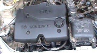 видео ваз 2110 двигатель 1.5 16 клапанов