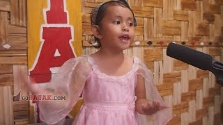 Gambar cover Anak Ini Pede Habis - Molo Huingot Loja Ni Dainang - 4 thn - Cover By Carolyn Pardede