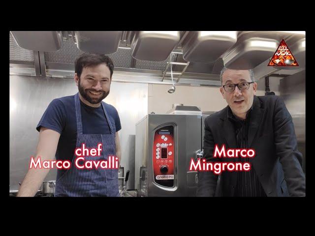 LUMACA BOLOGNESE NELL'ORTO by chef Marco Cavalli