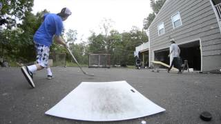 triple shooting rips with the bauer 1x apx2 htx