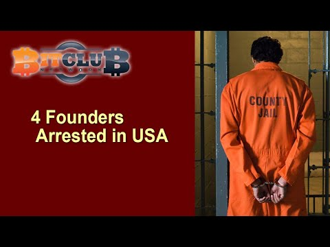 Bitclub Network – 4 Founders Arrested in US