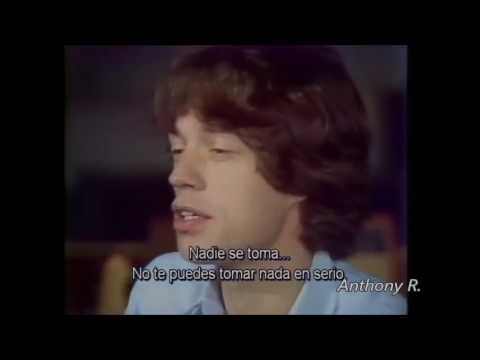 The Rolling Stones - Some Girls Tour Interview June 1978