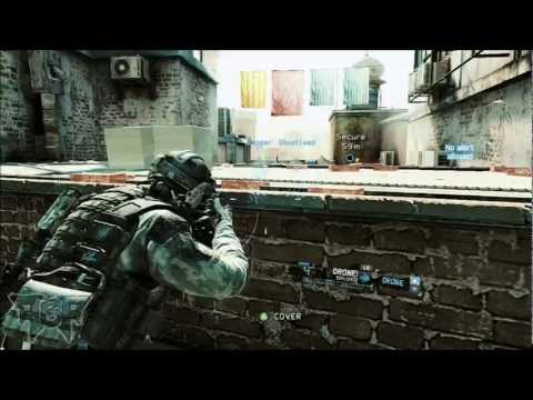Ghost Recon Future Soldier Tiger Dust Walkthrough