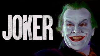 Batman '89 - (JOKER Teaser Trailer Style)