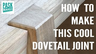 Tapered Sliding Dovetail with Compound Angles