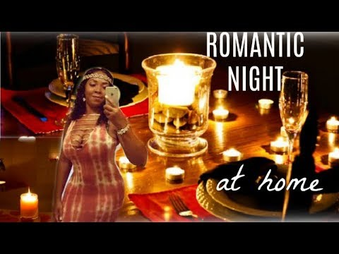 How To Have A Romantic Night At Home - YouTube Surprise Romantic Night At Home