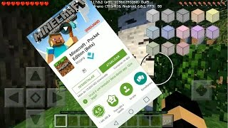 SAIU DOWNLOAD DO MINECRAFT PE 0.18.0 ?!