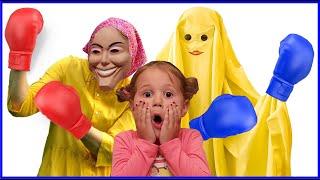 Настя и ее няня | История забавных детей | Правила поведения для детей