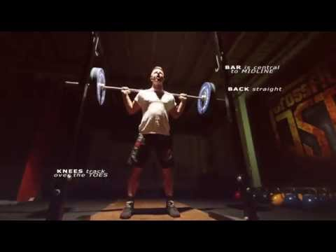 How-To Back Squat - Movement Series - #1