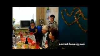 видео Сценарий золотой свадьбы для родителей в кругу семьи