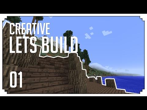 ►Minecraft Lets Build: CREATIVE BUILDING! (Episode 1)◄
