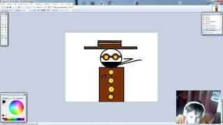 как сделать персонажа для комикса на компьютере