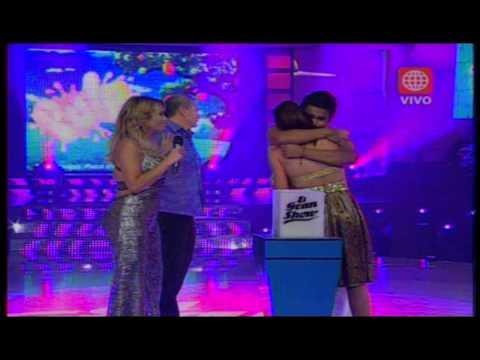 Rebeca Scribens Eliminada del gran show
