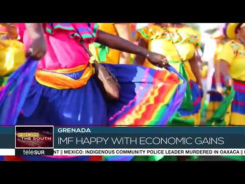 IMF Predicts Growth In Grenada