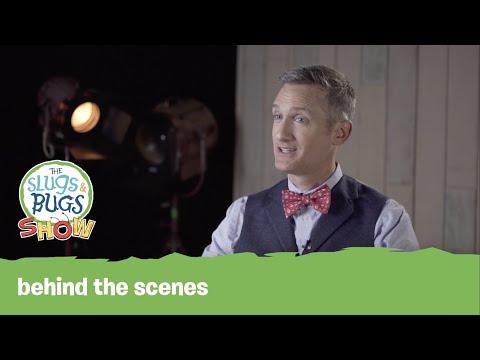 Slugs & Bugs Show - Behind the Scenes video