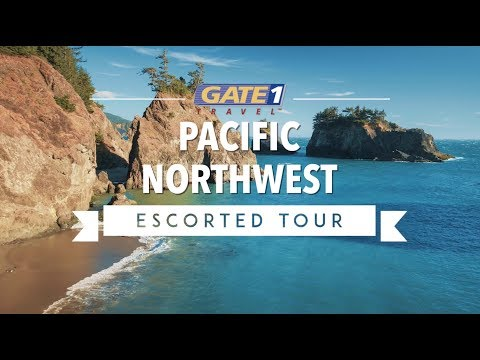 Escorted Tour of The United States Pacific North West