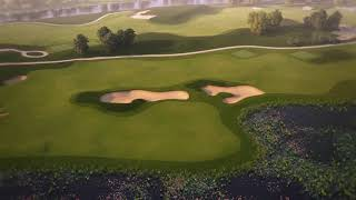 Vattanac Golf Resort East Course Animation Flyover