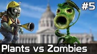 Plants vs Zombies Garden Warfare 2 Po Polsku [#5] RYNEK jest Mój