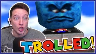 Super Mario 64 TROLL Hacks Are Now A Thing...