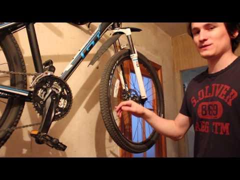 Настенный держатель для 2 велосипедов Cyclotech