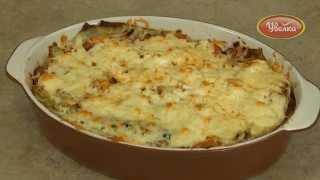 Увелка ТВ Лазанья «Вкусная капустка»
