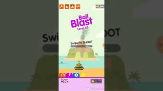 Play game (Ball blast)  the best game for android offline