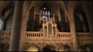 Sé, Catedral do Luxembourg na vila, Cidade e Capital do Luxembourg por Quelhas cultura geral...