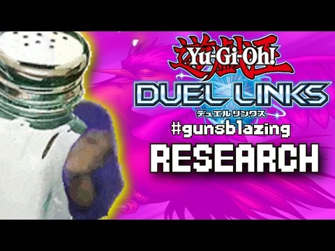 The Spirit of #gunsblazing, Cursed with L's! | Yu-Gi-Oh! Duel Links R&D
