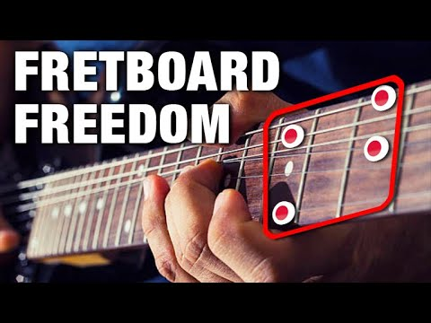 How to Learn Guitar Properly (FRETBOARD FREEDOM)