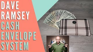 How To Set Up The Dave Ramsey Cash Envelope System & Fill Your Envelopes