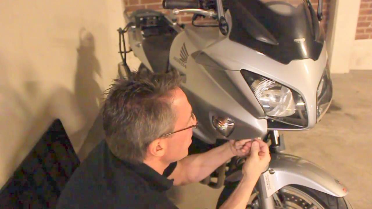 Honda CBF 1000 2007 Headlight Replacement Bulb