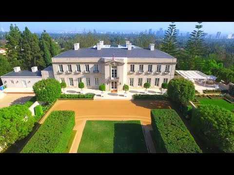 'Beverly Hillbillies' Mansion Could Be Yours for $195M