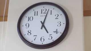 道駅 にしあいづ (売店)掛時計