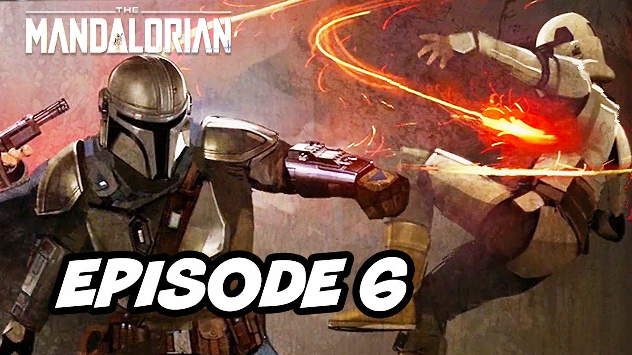 Reminder: 'The Mandalorian' Airs Tomorrow Because Of 'Rise of ...