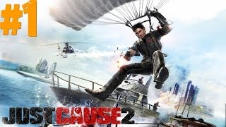 Just Cause 2 - #1 - Agency Mission 1: Welcome to Panau