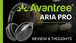 Ultimate Office & Gaming Headset - Avantree Aria Pro AS90P