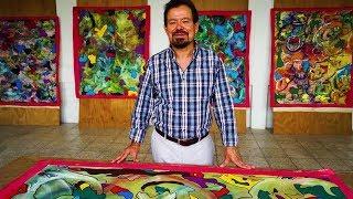 REPORTAJE | Moldeado por el Arte - Francisco Alvarado