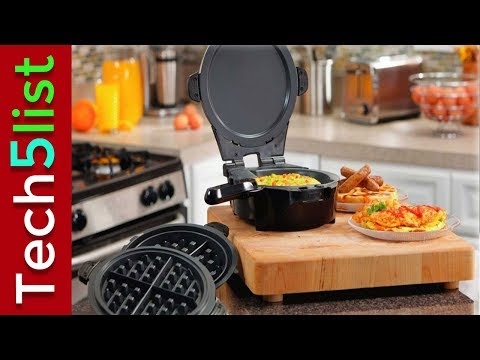 Top 3 Best Waffle Makers Reviews In 2019