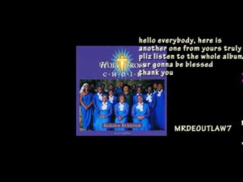 the holy cross choir