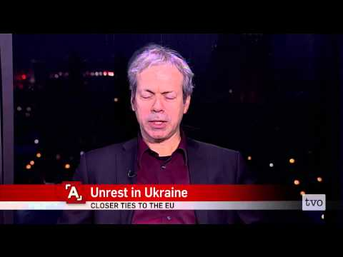 Dominique Arel: Unrest in Ukraine