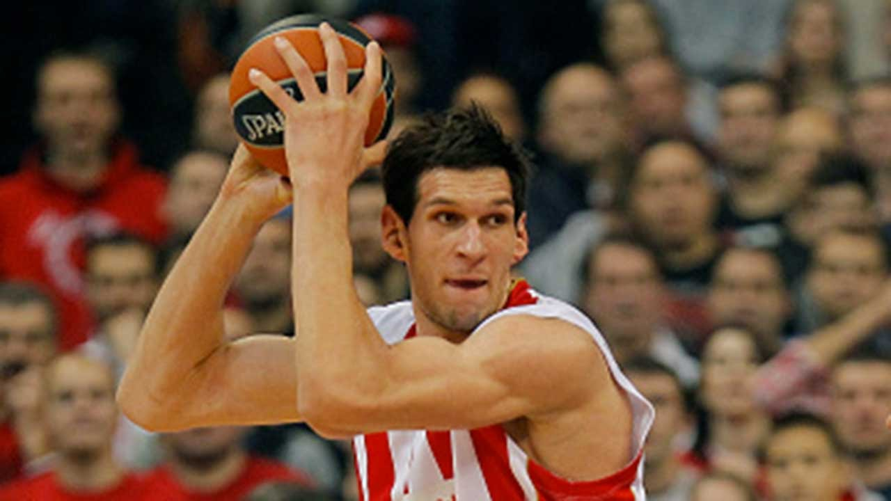 Boban Marjanovic Top 5 Plays - YouTube