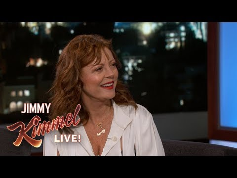 Susan Sarandon on Kate Winslet Touching Her Breast