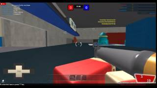 Roblox - Roblox Fortress 2 Gameplay: Soldat