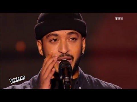 Slimane (The Voice 2016) - A fleur de toi (Vitaa)