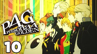 Kagato Plays Persona 4 Golden - 10 - Shadow Kanji