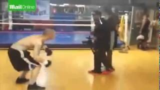 Deontay Wilder KNOCKS-OUT Internet Troll Charlie Zelenoff (RAW VIDEO)
