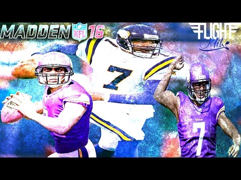 WTF GHOST RANDALL CUNNINGHAM DEBUT! CRAZY ENDING!!- MADDEN 16 ULTIMATE TEAM GAMEPLAY #29