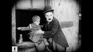 Charlie Chaplin - The Kid - Fight Scene