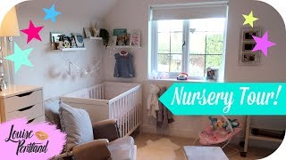 Nursery Tour! | MOTHERHOOD